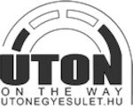 "Logo for ""ÚTON"" (ON THE WAY) Association"