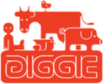 Logo for Diggie VZW