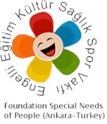 Logo for      THE FOUNDATION OF SPECIAL NEEDS OF PEOPLE
