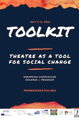 Theatre as a Tool for Social Change: activities for leaders and facilitators