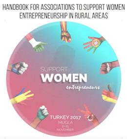 Handbook For Associations to Support Women Entrepreneurship in Rural Areas