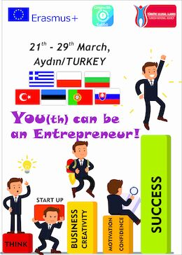 You(th) can be an Entrepreneur!