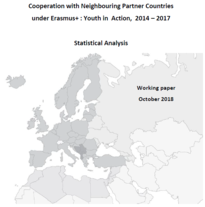 Cooperation with Neighbouring Partner Countries under Erasmus+: Youth in Action, Statistical Analysis