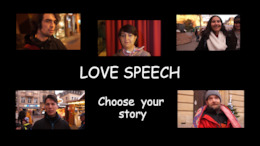 Love Speech for a World Without Hate