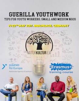 Tips for youthworkers and trainers - Guerrilla Youthwork