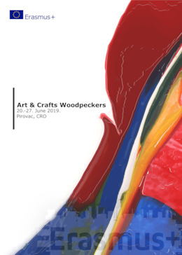 Art & Crafts Woodpeckers - Project booklet