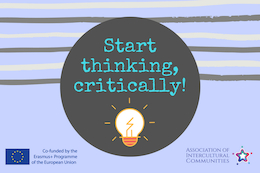 Start thinking critically booklet