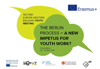 Second Europe-Western Balkans Youth Meeting, Podgorica, 23 - 25 May 2018