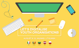 E-booklet: Digitalising Youth Organisations