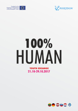 Booklet 100% Human