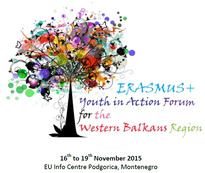 Erasmus+ Youth in Action Forum for the Western Balkans