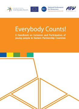 Everybody Counts! A Handbook on Inclusion and Participation of young people in Eastern Partnership Countries
