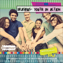 Erasmus+: Youth in Action -Opportunities for the Western Balkan Region