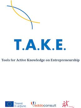 Toolkit T.A.K.E. - Tools For Active Knowledge on Entrepreneurship