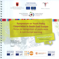 Symposium on Recognition of Youth Work and Non-formal Learning in South East Europe