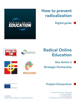 SALTO-YOUTH - Toolbox - Digital Guide - How to prevent radicalization