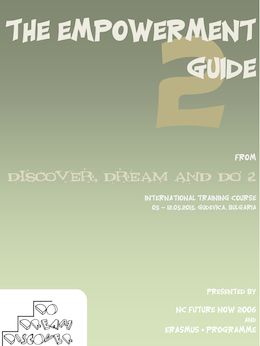 Empowerment Guide 2 - manual for empowerment in youthwork for increasing employability