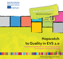 Hopscotch to Quality in EVS -Handbook for EVS Promoters