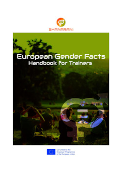 SHANARANI Handbook for Trainers European Gender Facts ENGLISH