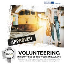 Guidelines on residence permits procedures for volunteers being hosted in the countries of Western Balkans