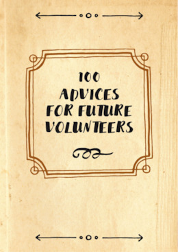 100 advices for the futue EVS volunteers