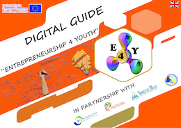 "Digital Guide ""Entrepreneurship 4 Youth""- role of NFE in supporting entrepreneurship"