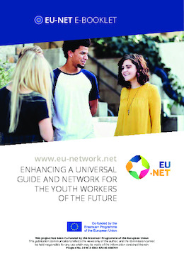 e-Booklet (Printable Handbook) for Youth Workers