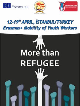 MORE THAN A REFUGEE (HANDBOOK FOR YOUTH WORKERS)