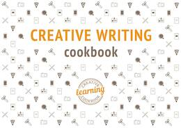 Creative Writing Cookbook