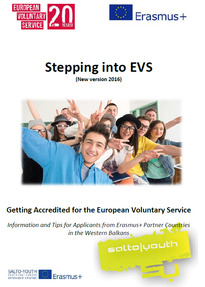 Stepping into EVS - Getting accredited for the European Voluntary Service