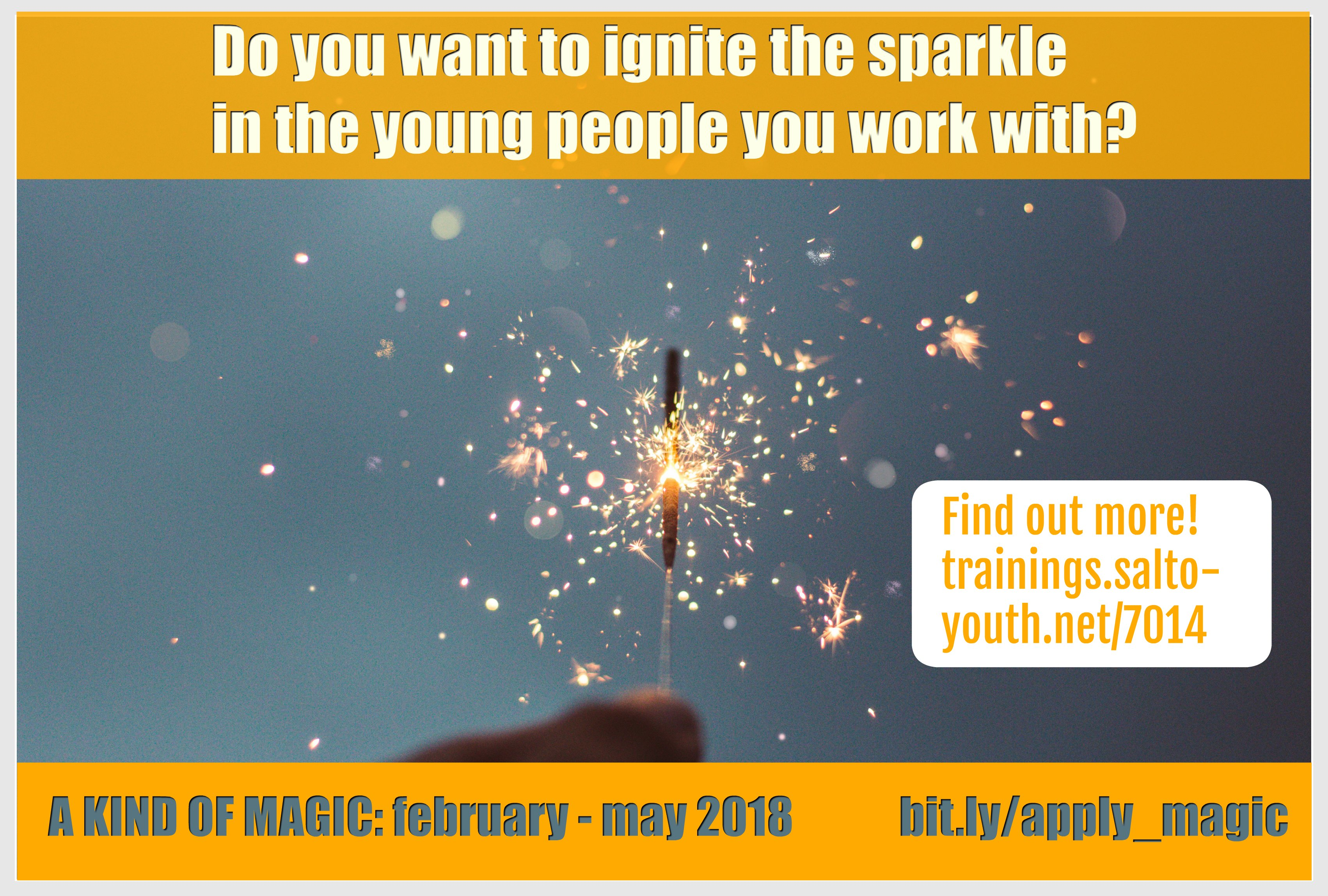 SALTO-YOUTH - European Training Calendar - European Training